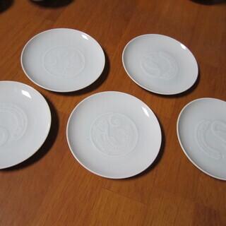 ☆彡 食器 中皿 5枚セット 新品 未使用 ☆彡