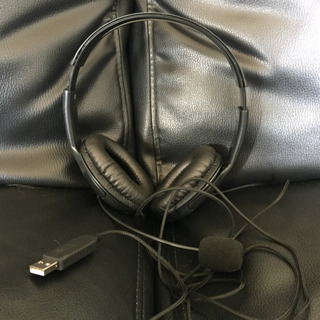 ヘッドセット USBタイプ