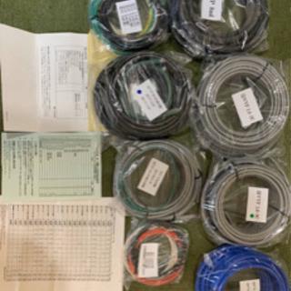 第1種電気工事士技能試験受験 テキスト 電材 ケーブル