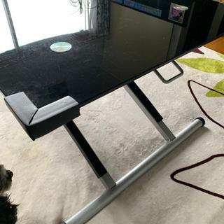 昇降機能付きダイニングテーブル(椅子付き)