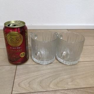 122、ビールジョッキ(小)2個