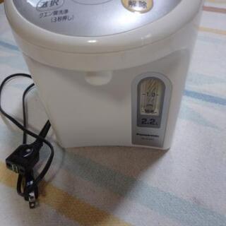 Panasonic製 電気ポット