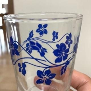 128、昭和レトロな三ツ矢サイダーのグラス3種✖️2個(6個) - 岡山市