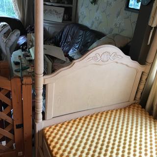 アメリカ製 シングルベッド
