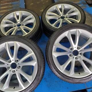 BMW純正Vスポーク366 19インチ 5シリーズ、6シリーズ