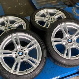 BMW純正スタースポーク400M 18インチ 3シリーズ、4シリーズ