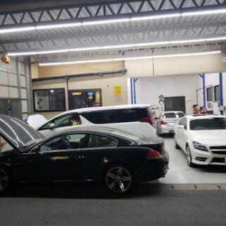 自動車、洗車、整備、アルバイト募集!