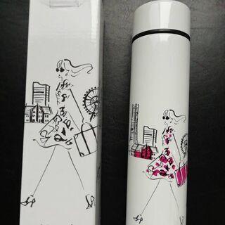 アテニア スマートステンレスボトル 大橋美由紀オリジナルデザイン...