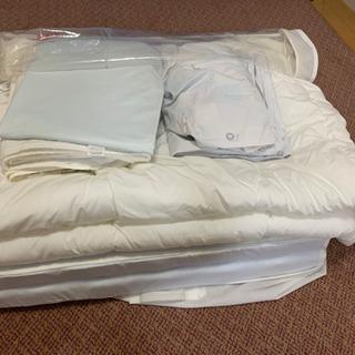 京都西川の寝具セット