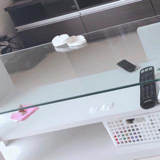 ガラステーブル(取引完了しました)