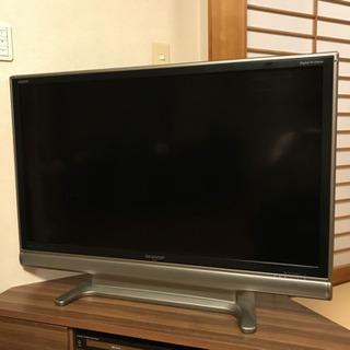 【値下げ】シャープAQUOS 42インチ液晶テレビ