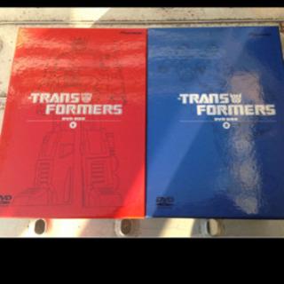 DVD トランスフォーマー DVDBOX  1と2