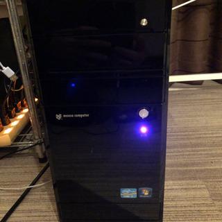 値下げ マウスコンピュータ core I7 gtx550ti グ...