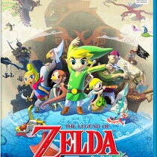 買います WiiU ゼルダの伝説 風のタクト HD