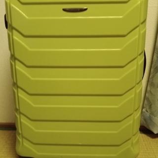スーツケース大(ジャンク、高さ60cm×横40cm×奥行30cm)