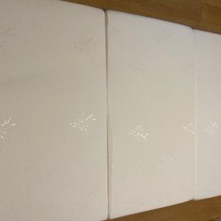 セミダブル【SD】三つ折りマットレス
