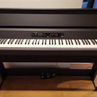 美品 電子ピアノ KORG G1 Air ブラック 定価約10万