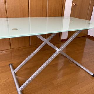 ニトリ 昇降式テーブル