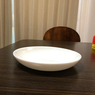 白いお皿 - 米子市