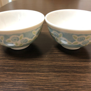 お茶碗2個セット
