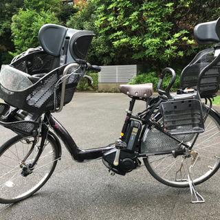 [値下げ]電動自転車★3人乗り 8ah
