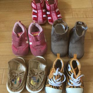 子供靴 13.0〜14.0
