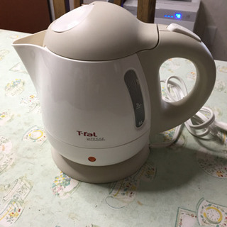 ティファールの湯沸かし器