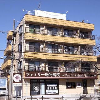 【ペット可物件】インターネット無料の1K賃貸「有山ビル」211号室