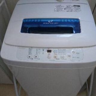 【受け渡し者決定】ハイアール 洗濯機 4.2kg