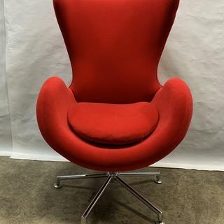 デザイナーズチェア 1人掛け用 リラックスチェア 椅子 ミッドセ...