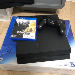 PS4 500GB CUH-1200 【ソフト付き】