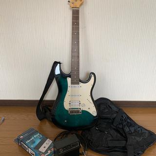 《取引完了》エレキギターとその他周辺機器