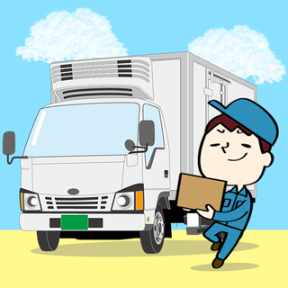 【増員募集中☆即日勤務OK】月収25万円以上可!4tドライバー/...