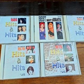 70年代~80年代洋楽CD