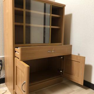 1人暮らし用食器棚