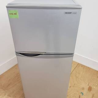 SHARP冷蔵庫 118L 東京 神奈川 格安配送 ka116