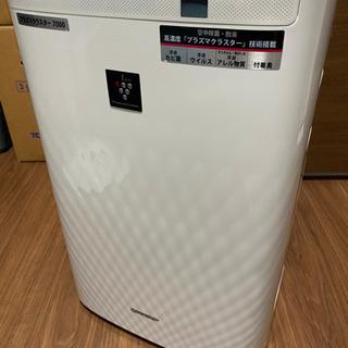 【お譲り先決定済】シャープ 加湿空気清浄機 KC-Y45-W プ...
