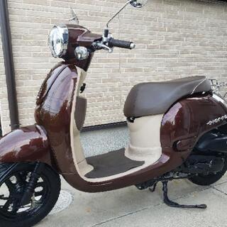 実働!HONDA ジョルノ 50CC 原付バイク スクーター
