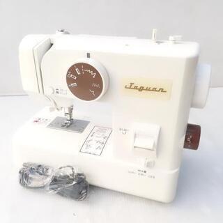 動作保証 ジャガー 軽量 コンパクトミシン KI-008