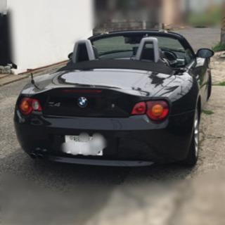 値下げ BMW Z4 走行71,500キロ
