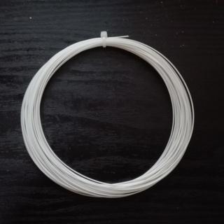 【売り】MB-S34 0.63mm 30Lbs 白色 2張set