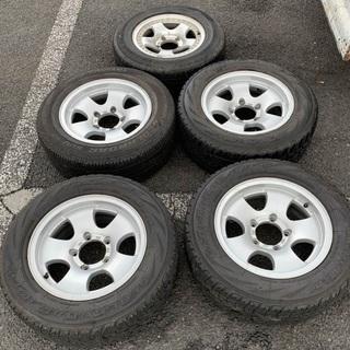 アルミ & タイヤセット 235/60R16