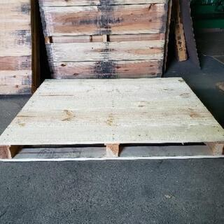 倉庫内保管(美品)木製パレット(リフォーム、 DIY、キャンプ、...