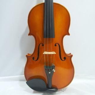 メンテ済み ドイツ製 Franz Kirschnek 1995年 #9 4/4 美品 フランツ キルシュネック バイオリン 未使用 弓 クロムコア弦 軽量ケース 愛知県清須市 手渡し 全国発送対応 中古バイオリン 管理2190の画像