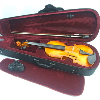 メンテ済み ドイツ製 Franz Kirschnek 1995年 #9 4/4 美品 フランツ キルシュネック バイオリン 未使用 弓 クロムコア弦 軽量ケース 愛知県清須市 手渡し 全国発送対応 中古バイオリン 管理2190 - 売ります・あげます