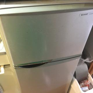 冷蔵庫 自宅引き取りのみ