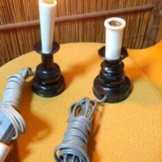 新品未使用 ろうそく型ランプ 仏壇用ろうそく電球 蝋燭照明