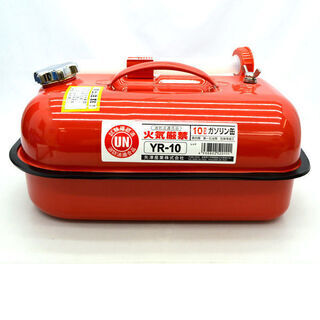 YAZAWA ガソリン 携行缶 10L レース カート 農業 ジ...
