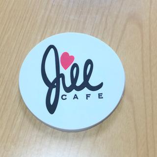 ★ ジルカフェ JILL STUART CAFE コースター ★