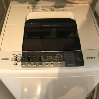 洗濯機 6キロ 2016年
